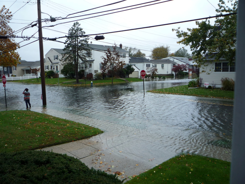 Lawson Ave. and Adams St. East Rockaway, Mon. Oct. 29, 9 a.m.