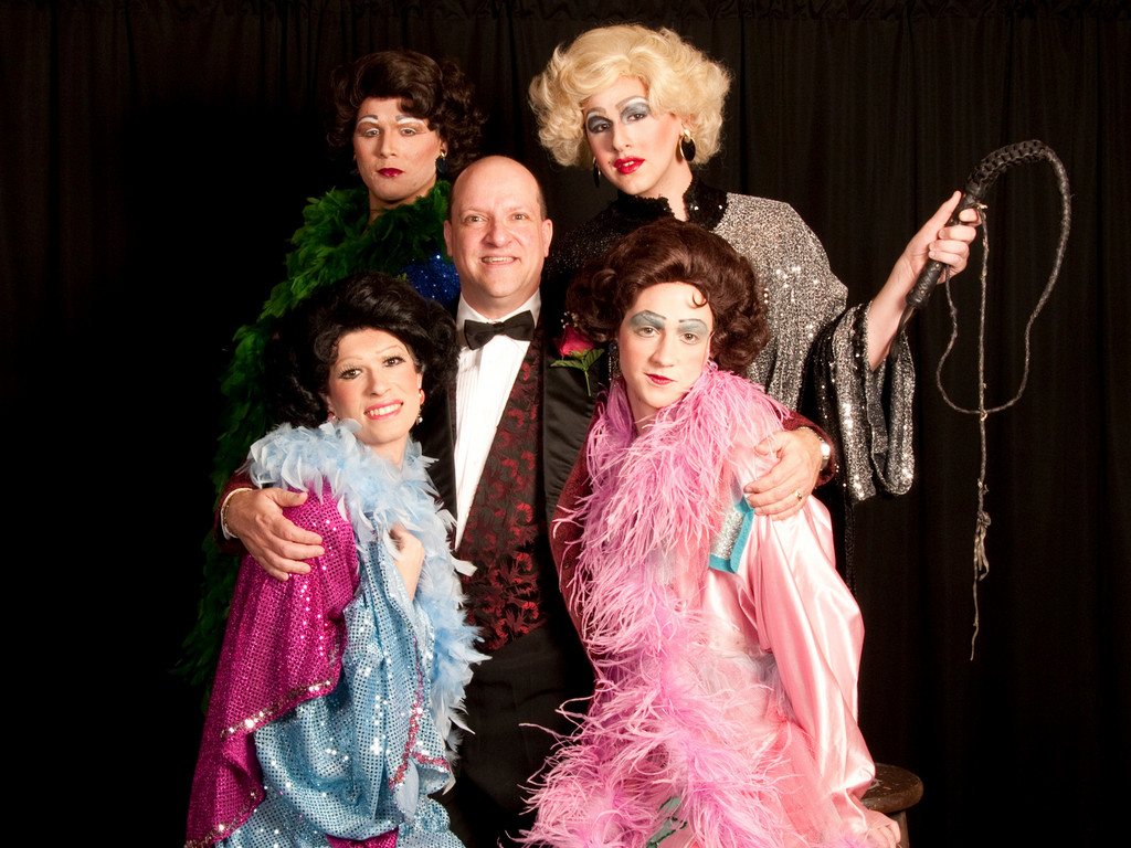 "Plaza Theatrical Productions staging of 'La Cage aux Folles"" serves up plenty of laughs."