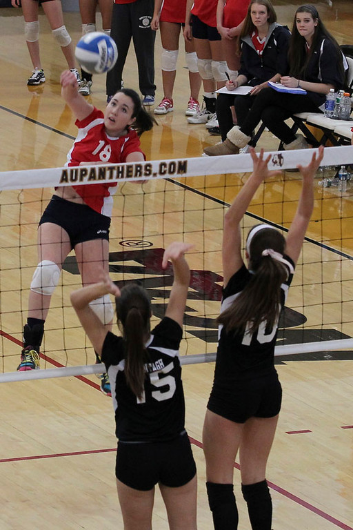 Senior Allison Glass had 19 digs, 18 kills and five aces in South Side's upset of three-time defending champion Wantagh in the Nassau Class A title match.