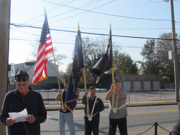 Presenting the colors