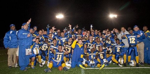 Lawrence has won back-to-back Nassau Conference III crowns.