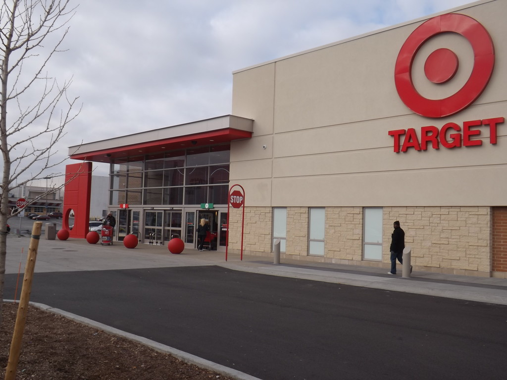The Valley Stream Target store reopened in early November and now features new items, including a grocery component.