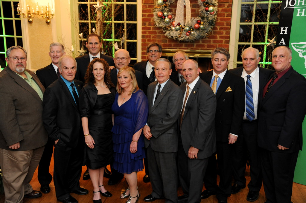 Alumni and others in �Cougar Nation� came together with school officials to induct nine honorees into the John F. Kennedy High School Hall of Fame.