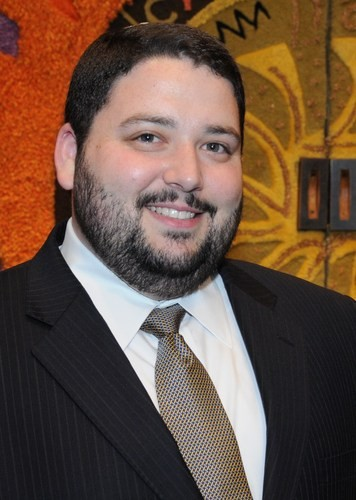 Rabbi Daniel Bar-Nahum, 31, was hired earlier this year to help lead Temple Emanu-El in East Meadow.