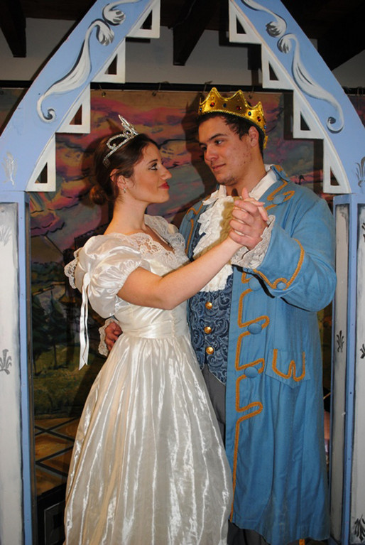 "Journey to the Land of Happily Ever After in Plaza Theatrical Productions' ""A Fairy Tale Winter,"" now at The Showplace at the Bellmore Movies."