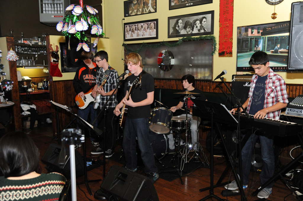 Fromfranklin performed at Murph's on Hempstead Turnpike in Franklin Square.