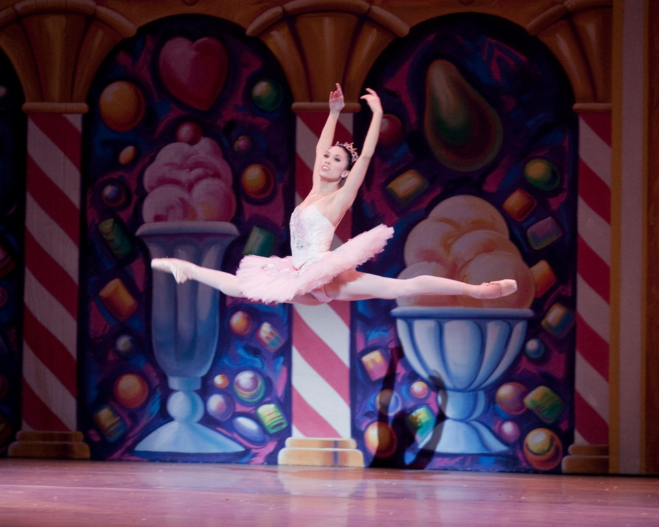 Long Island's Eglevsky Ballet brings The Nutcracker to Tilles Center, Friday through Sunday.
