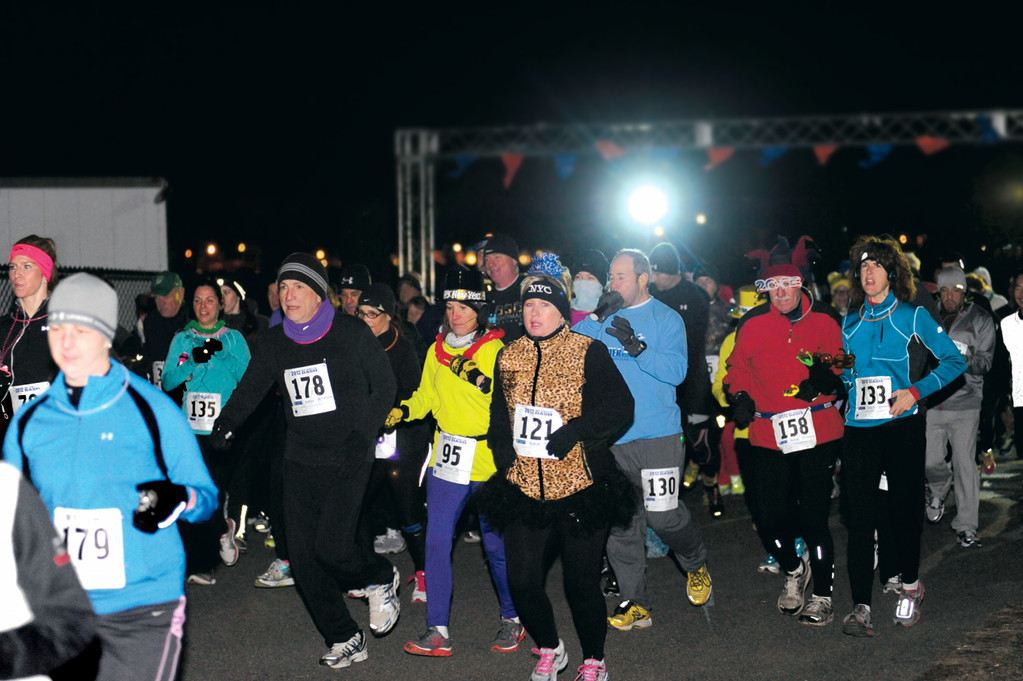 OK, where's the champagne? 