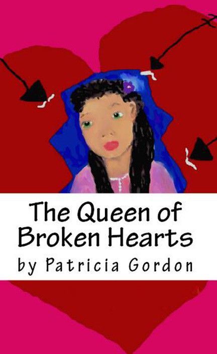 "Valley Stream resident Patricia Gordon's latest book, ""The Queen of Broken Hearts,"" is a fairy tale about a young woman who must overcome a tragic fate after her heart is struck by Cupid's arrow."