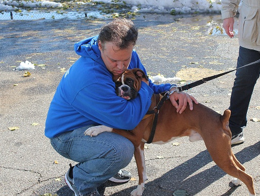 Foster pet parents will  be matched and places with animals who need temporary homes due to Hurricane Sandy.