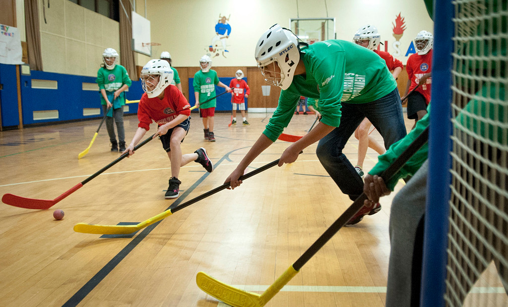 The Tournament featured two teams from each of the three elementary schools, which faced off in double elimination competition.