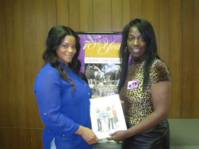 The Nassau County Section of the National Council of Negro Women, Inc. 