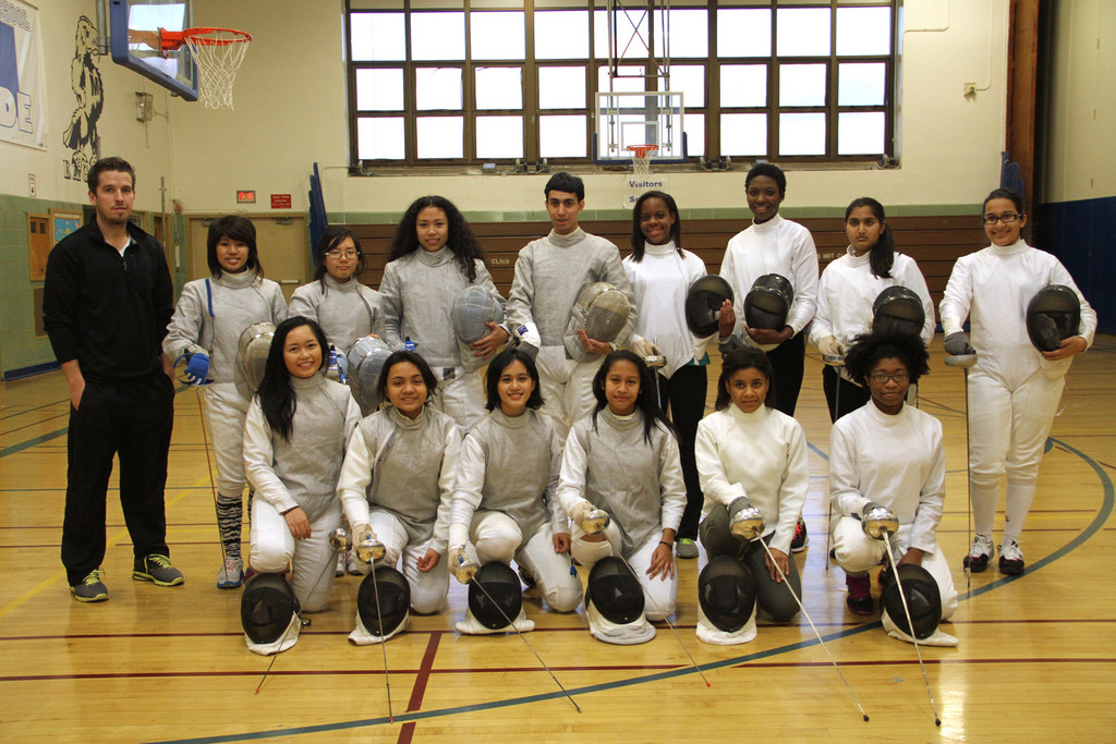 The Valley Stream Central High School District girls� fencing team finished in fifth place in Nassau County this season and will begin its postseason run on Feb. 7.
