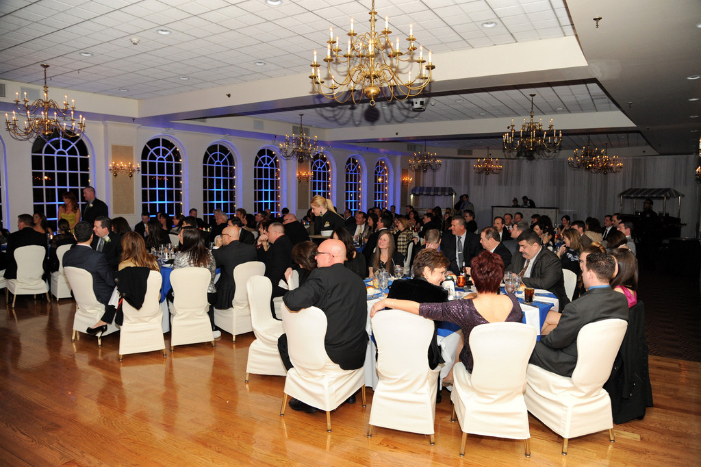 More than 200 alumni and faculty members of St. Elizabeth's attended the gala at the Coral House in Baldwin