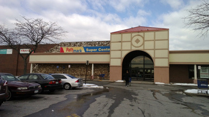 A spokeswoman for the the Great Atlantic & Pacific Tea Company, which owns Pathmark, confirmed that the supermarket will close in May.