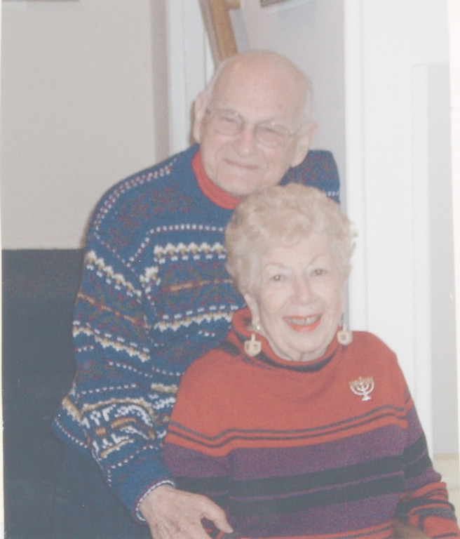 Married for more than 64 years, Martin and Helen Inwald believe their marriage has endured due to their common interests and flexibility in handling conflicts.