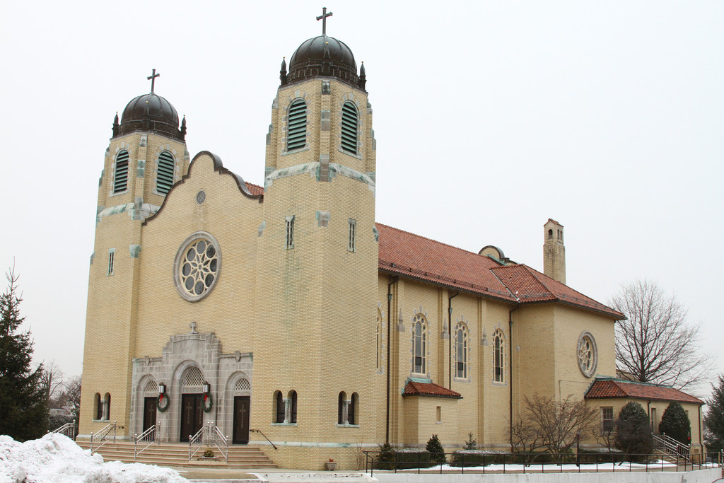 St. Joseph R.C. Church in Hewlett and other houses of worship could be eligible for federal grant money to help pay for Hurricane Sandy-related damage if legislation already approved by the House of Representatives gets through the Senate and is signed by the president.