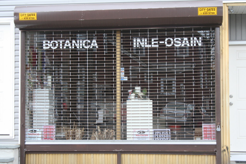 Daniel Miller, owned this store, Botanica Inle-Osain, on Mott Avenue in Inwood, He was arrested on April 19, 2012 and was charged with first-degree criminal sexual act and other violations.