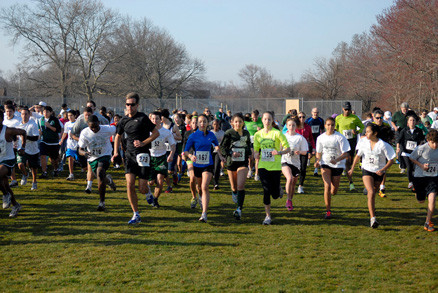The annual Spartan 5K Run/Walk at Valley Stream North High School will be held on March 16 to benefit the National Multiple Sclerosis Society.