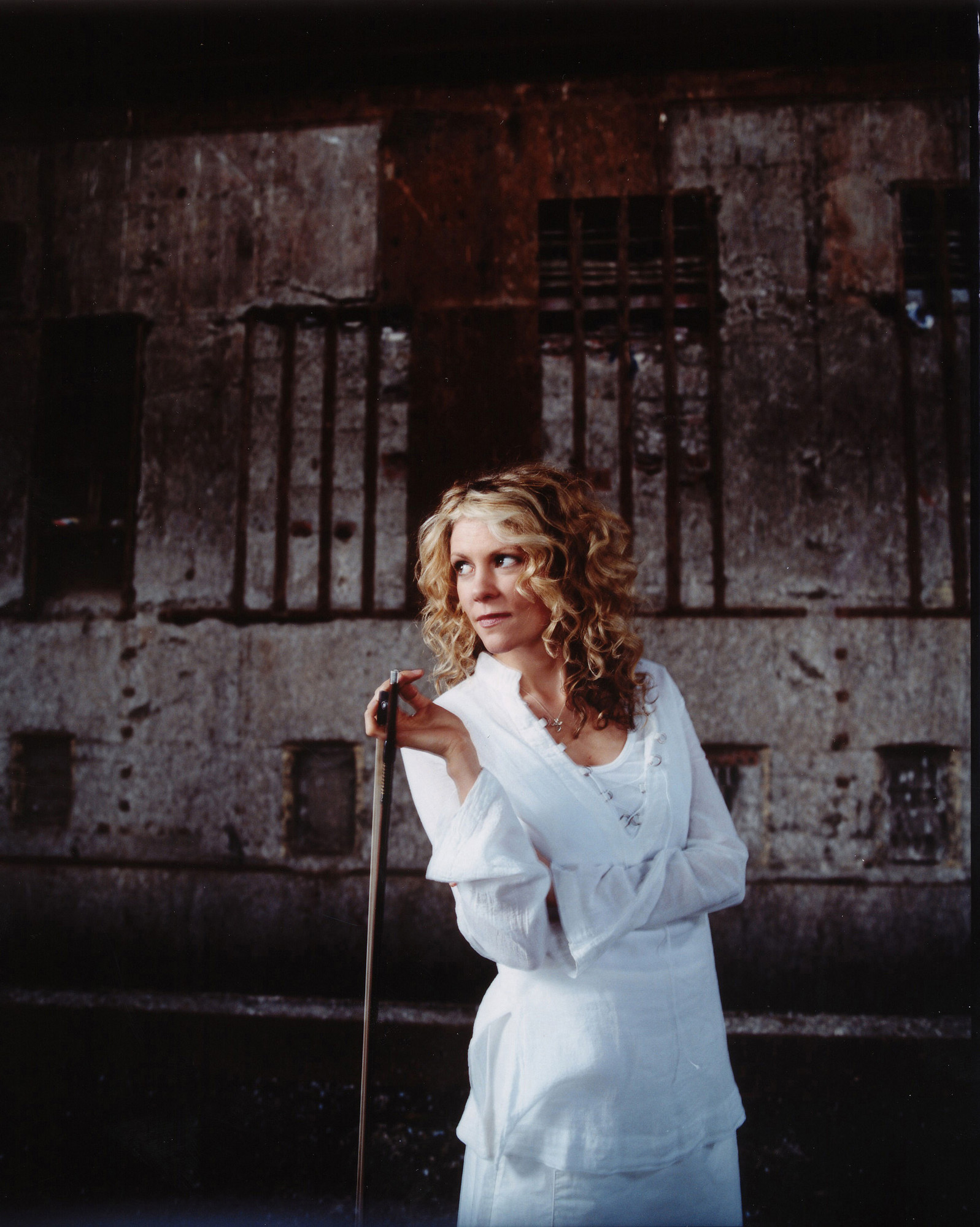 Natalie MacMaster performs at Landmark on Main Street on Saturday.