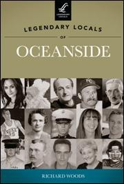 A local author has penned a book about Oceanside