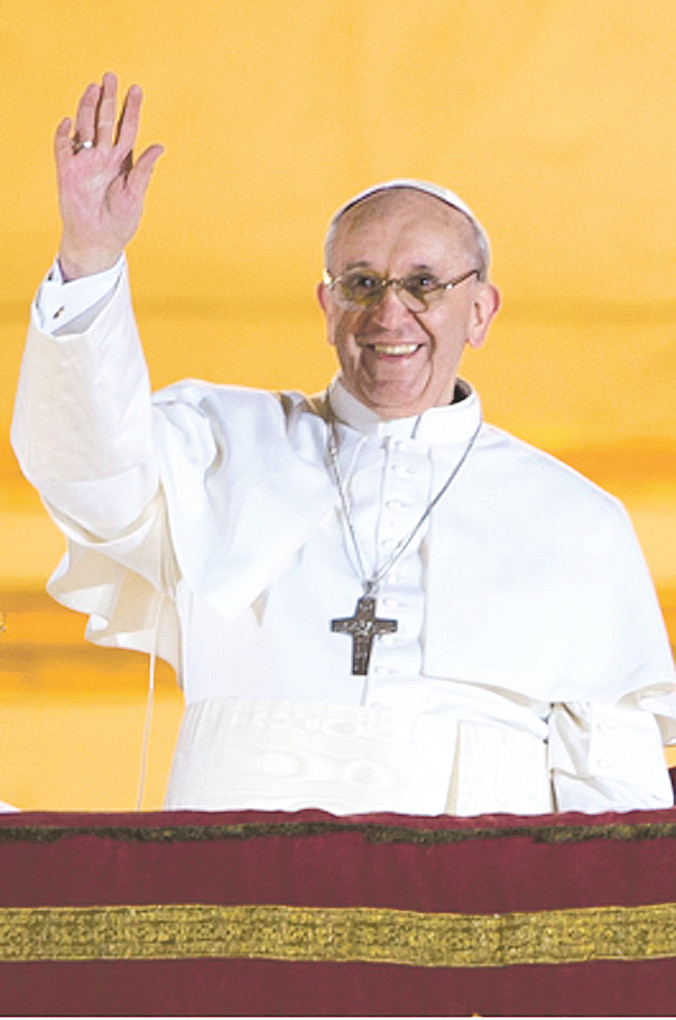 Jorge Mario Bergoglio took the name of St. Francis, a champion of the poor.