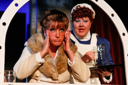 "The BroadHollow Theatre Company stages ""Funny Girl"" in Elmont."