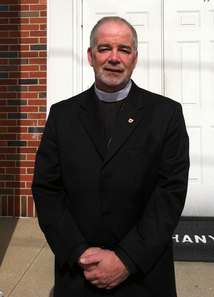 Rev. Mark Lukens