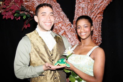 "BroadHollow Theater Company stages an updated version of ""The Frog Prince"" in Elmont."
