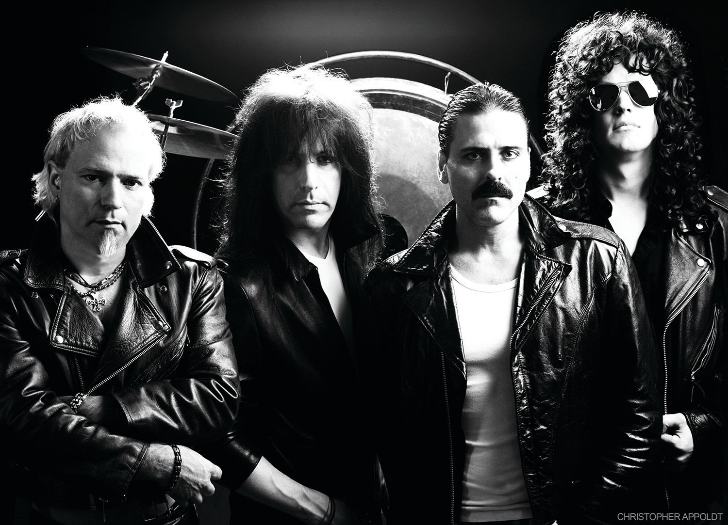 "The tribute band Almost Queen brings its energetic and authentic ""Queen Experience"" to the Madison Theatre on April 17."