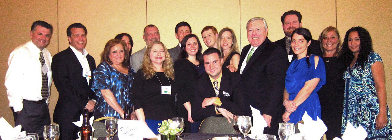 Editorial and sales staff of the Heralds, the Oyster Bay Guardian and the Riverdale Press were well represented at the NYPA conference in Saratoga Springs, New York, on April 5 and 6, 2013.
