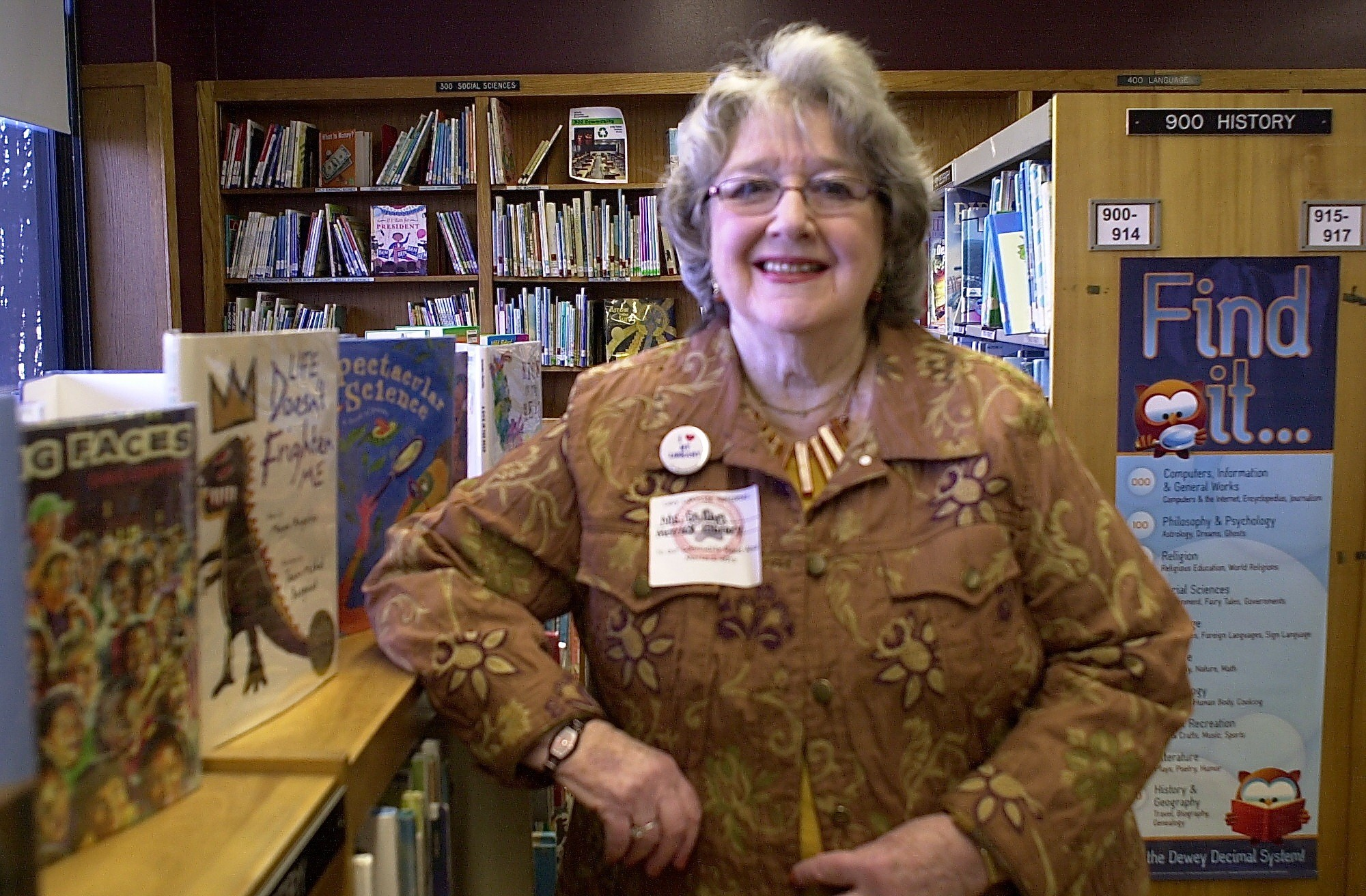 Merrick Library Board Trustee Susan Dillon is running unopposed this year. The library vote is on Tuesday, April 16, at the library.