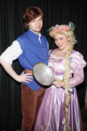 "BroadHollow' Theatre Company's ""Rapunzel"" can been seen in Elmont on Saturday."