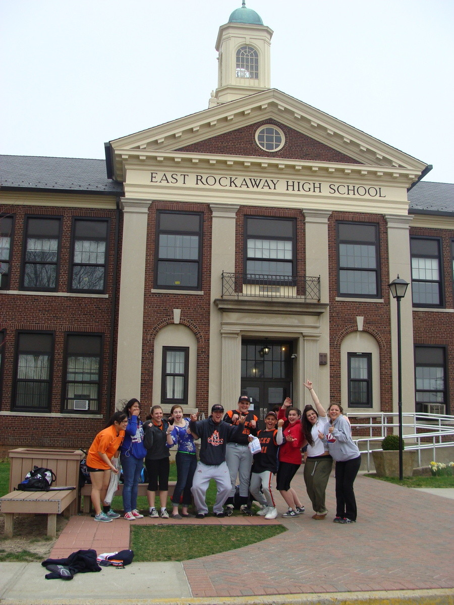 The Students are excited to be returning to their own high school on Monday.