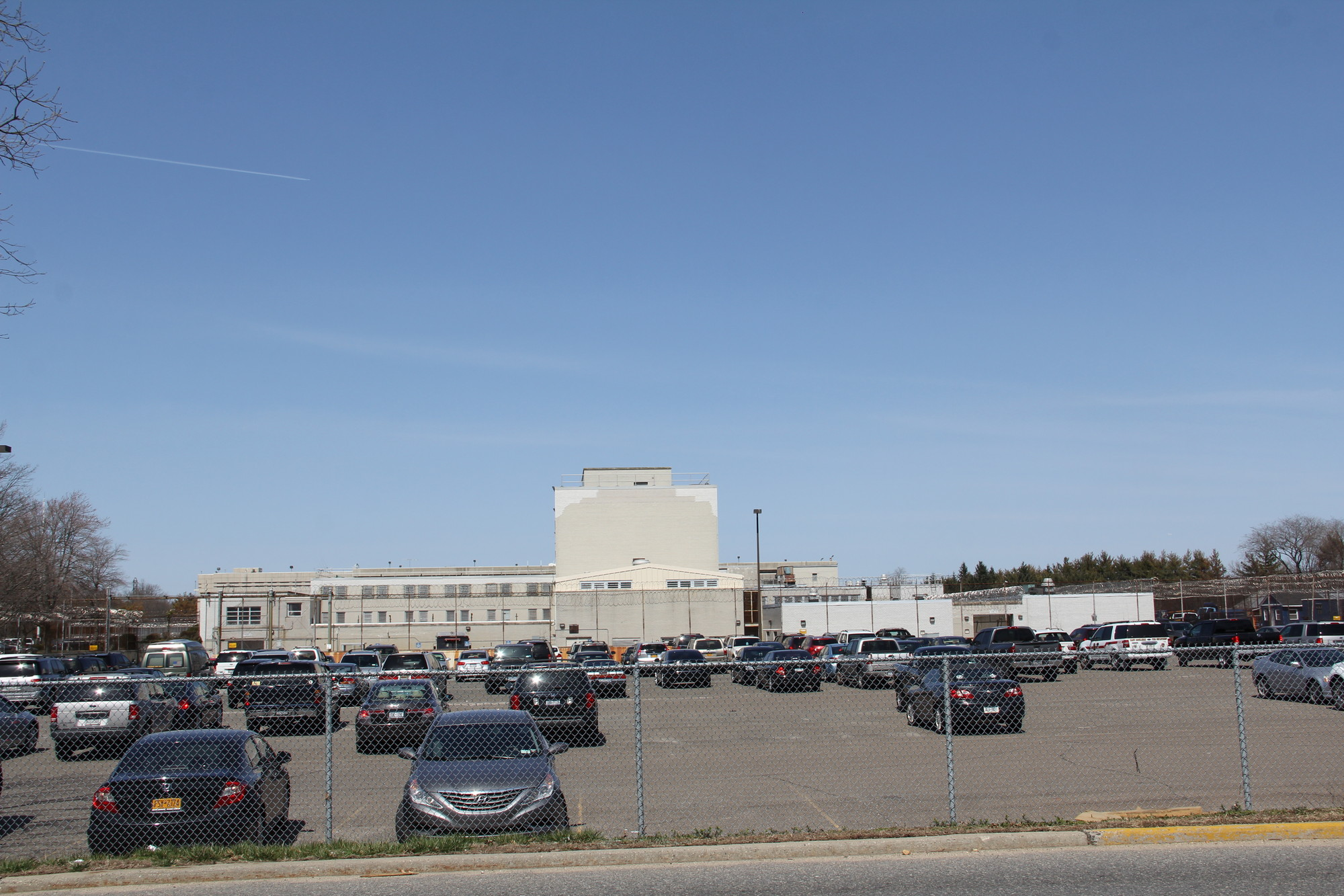 The Nassau County Correctional Center in East Meadow has faced criticism from state governing bodies and advocacy groups in recent years.