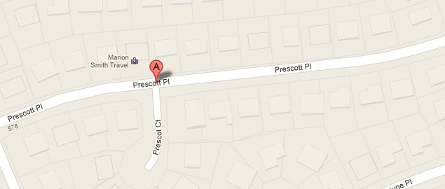 Three men robbed a young woman at gunpoint in Prescott Place home in North Woodmere.