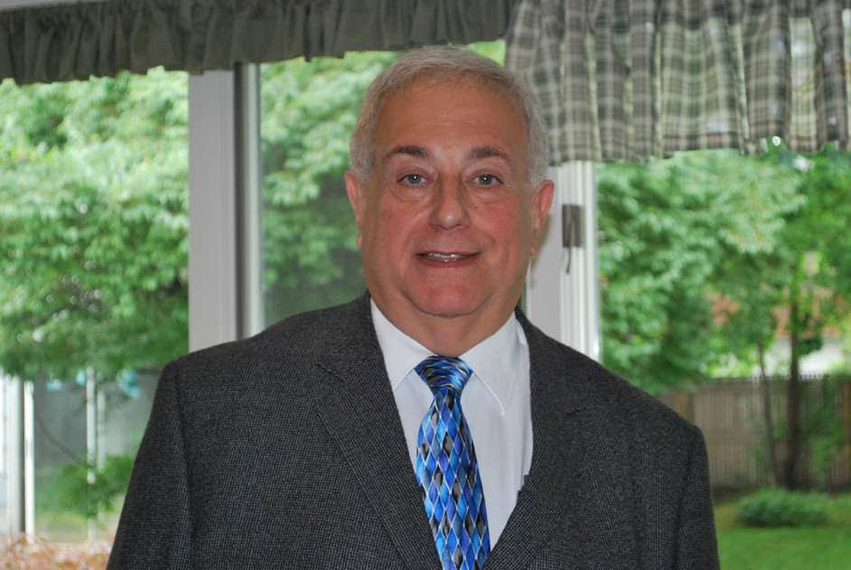 Lawrence trustee Dr. David Sussman