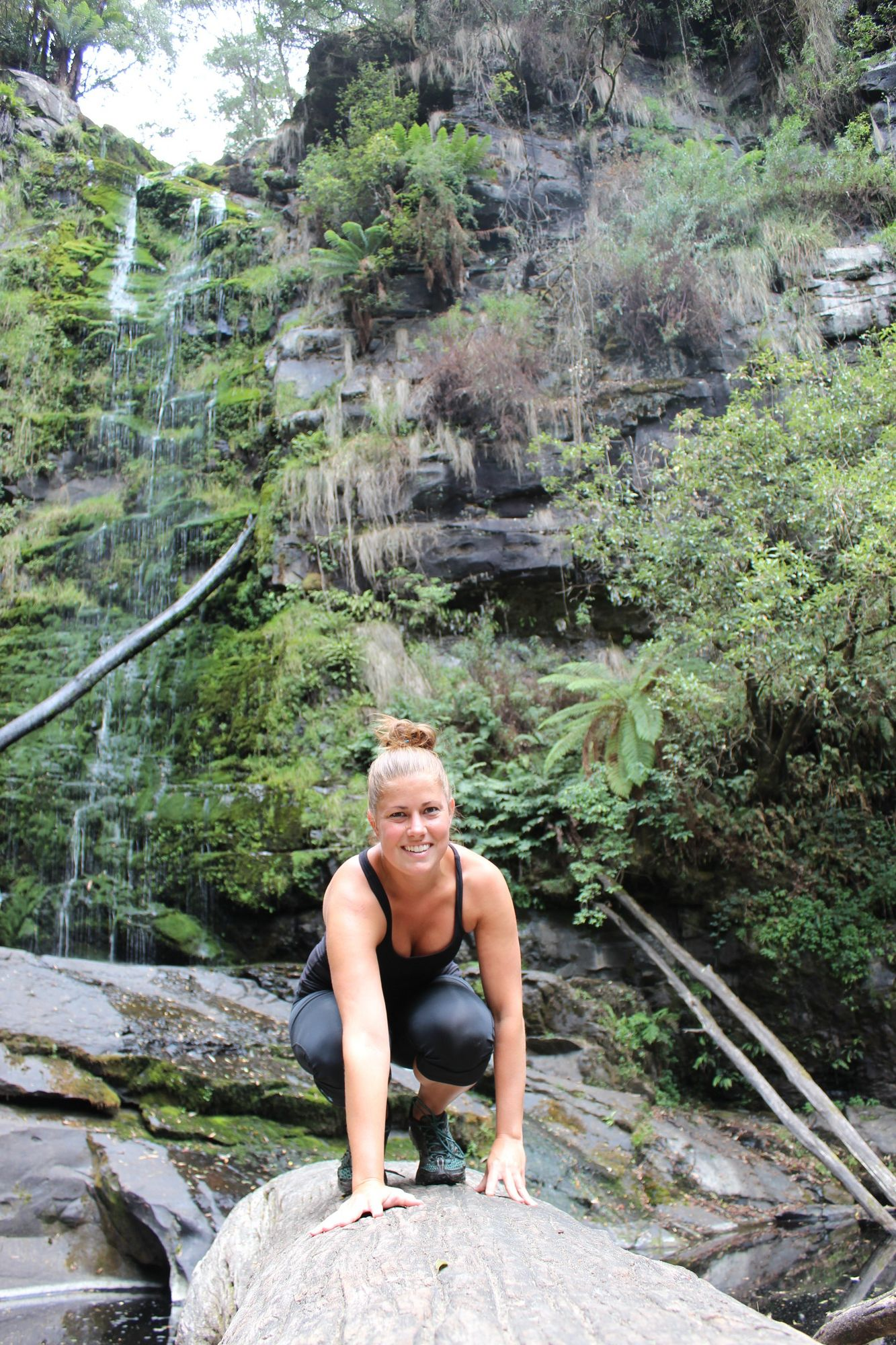 Alisa Messeroff, a 2002 Baldwin High School graduate, is one of 25 finalists for a dream job in the Australian outback.