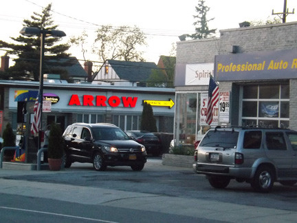 Broadway auto care in Lynbrook will pay the state a $2,500 fine.