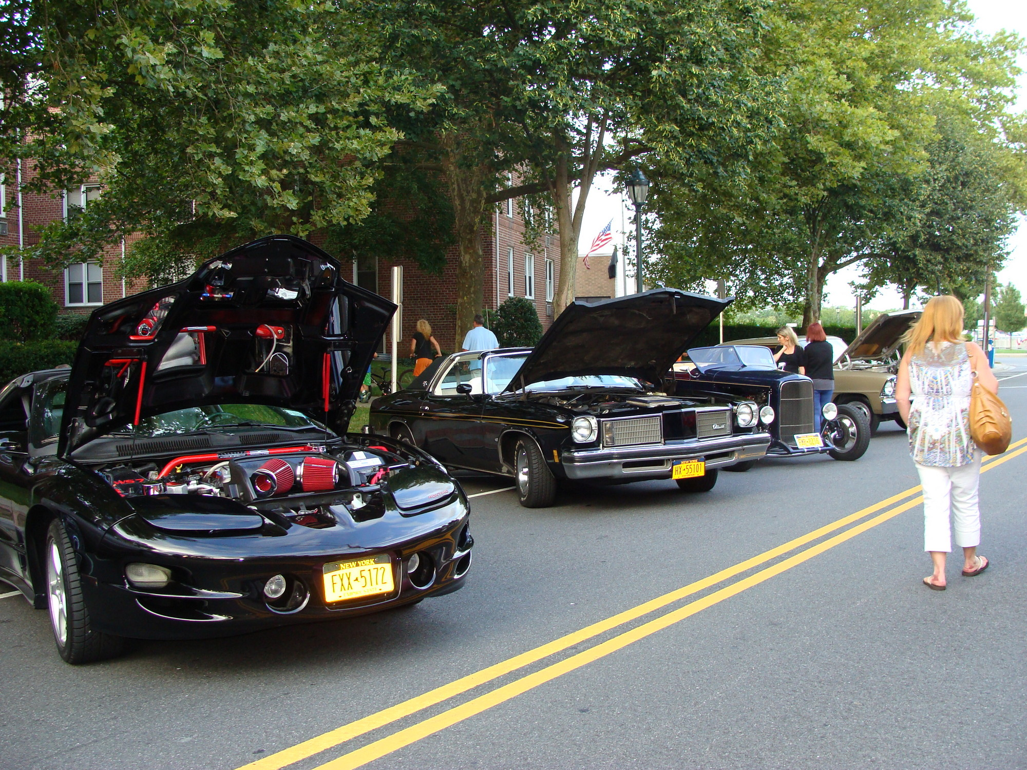 Last year's car show drew residents from East Rockaway and neighboring towns to Main Street on summer Monday nights.