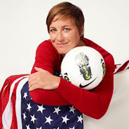 FIFA World Player of the Year Abby Wambach is scheduled to visit Coleman Country Day Camp this summer.