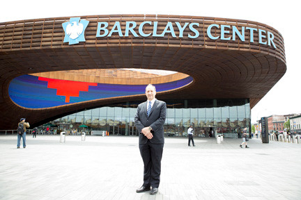 Bruce Ratner, the executive chairman of Forest City Ratner, led the development of the Barclays Center in Brooklyn. The developer is proposing to rebuild the Nassau Veterans Memorial Coliseum in Uniondale.