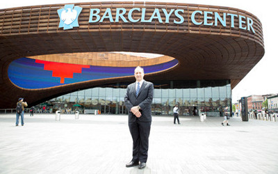 Bruce Ratner has been chosen as the developer of the Nassau Coliseum site.