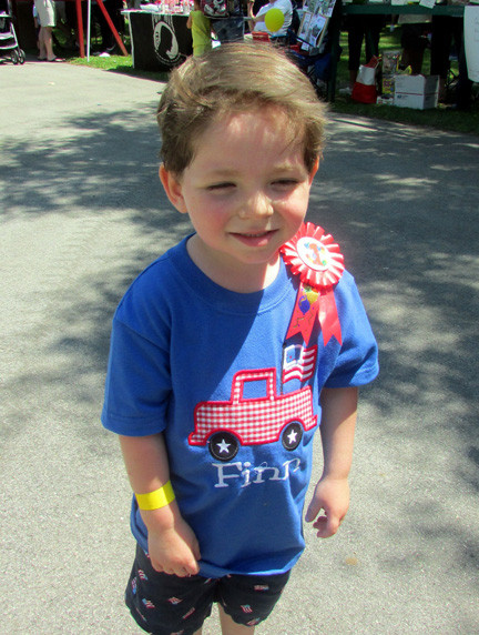 1-2 year old winner: 