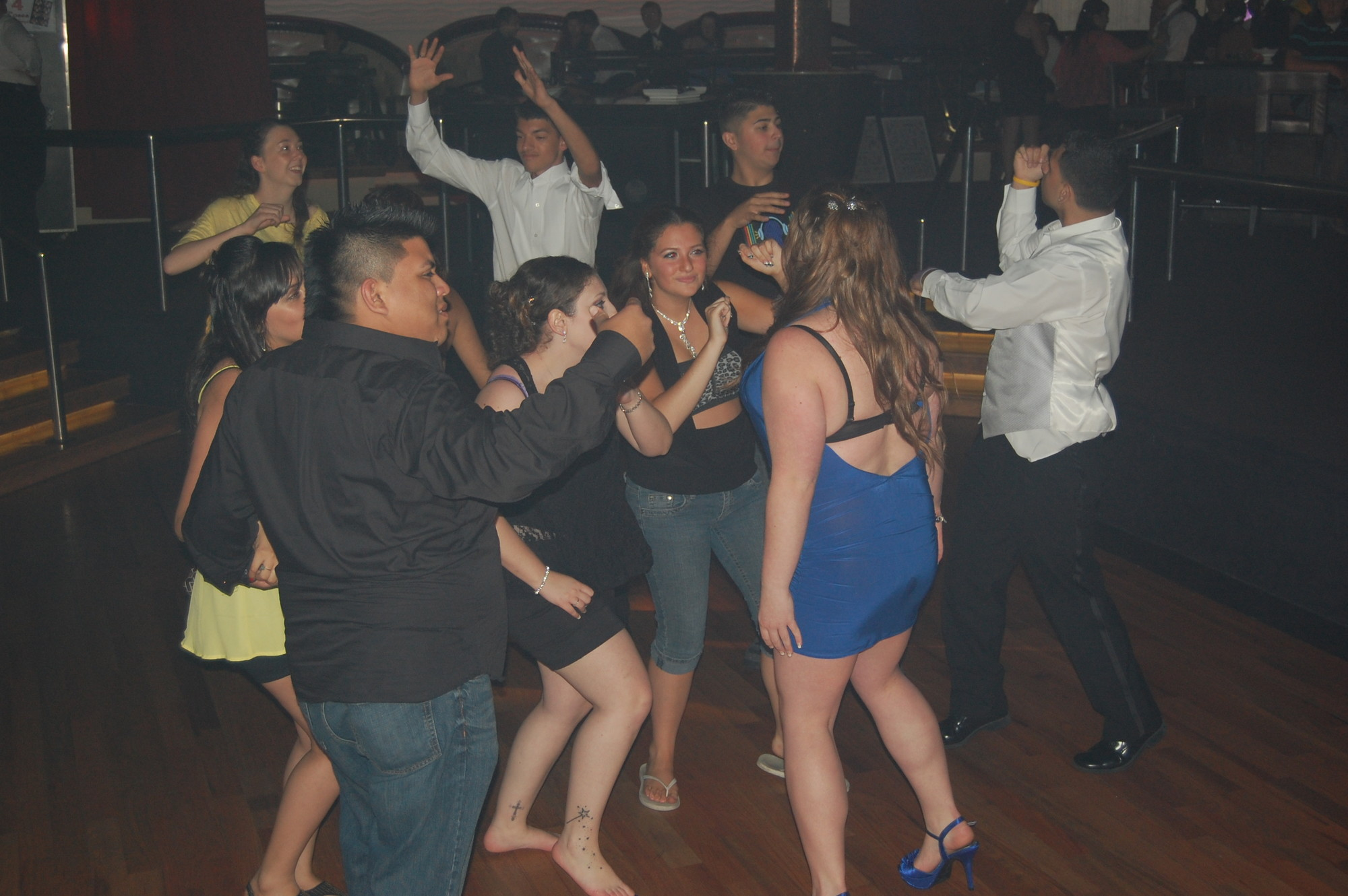 Seniors could continue dancing after prom at Zachary's Nightclub in East Meadow, the site of this year's Midnight Madness, sponsored by attended the Bellmore-Merrick Community Wellness Council.