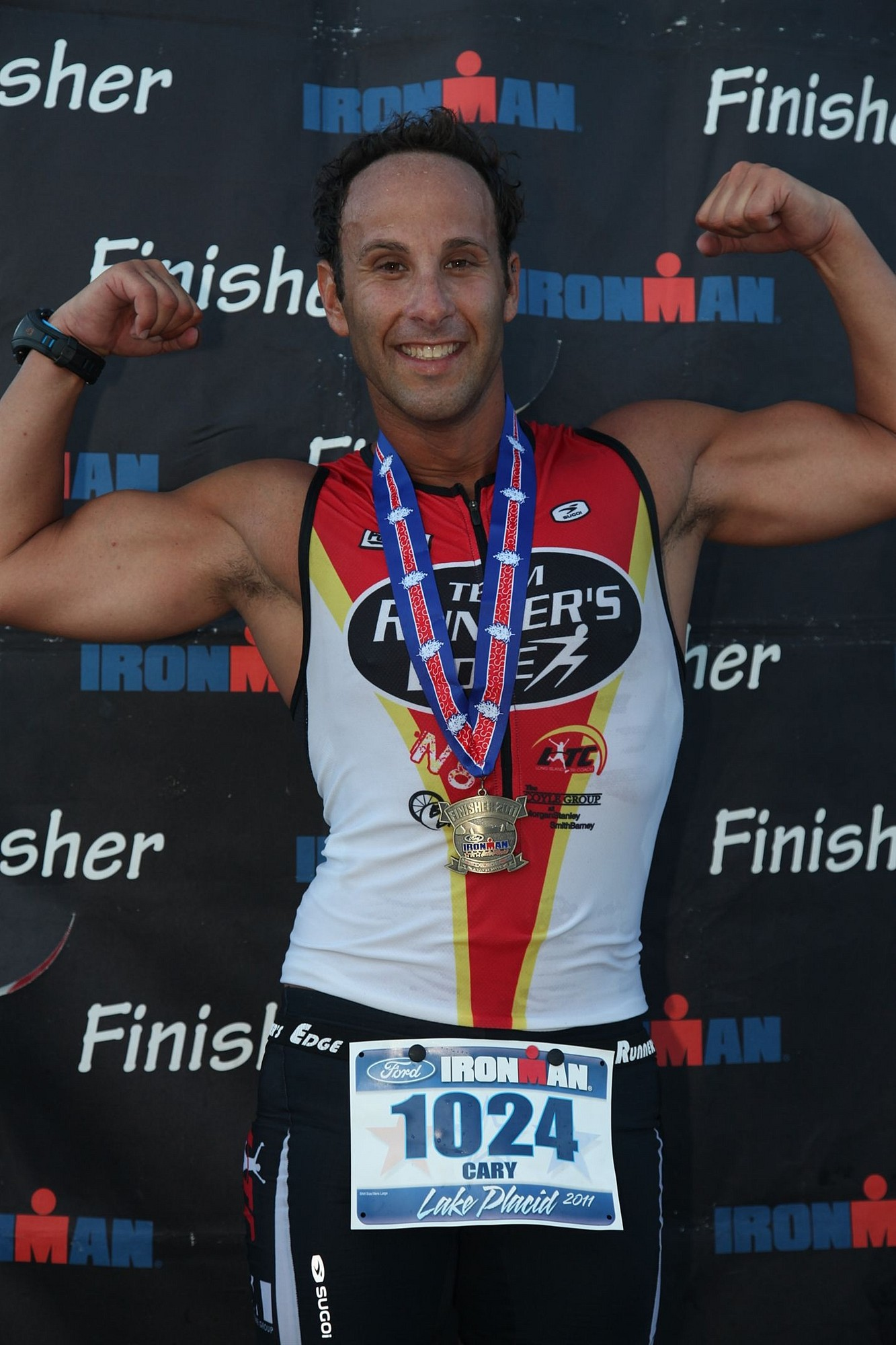 Former Hewlett teacher and coach Cary Epstein competed in first triathlon 13 years ago.