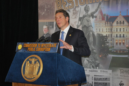 Reacting to an increase in scandals, Gov. Andrew Cuomo created an ethics panel on July 2. The group will focus on corruption in the State Legislature.
