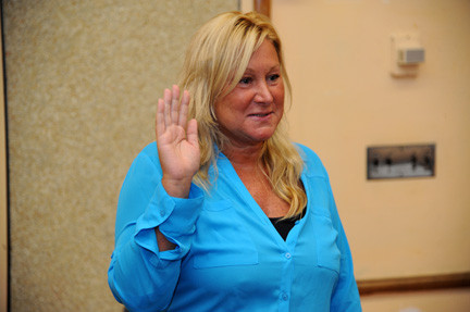 Donna LaRocco will serve as the vice president for District 24.