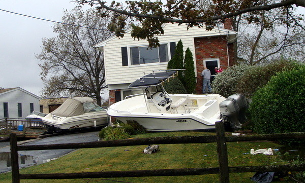 Long-suffering Long Islanders may soon see some additional Hurricane Sandy rebuild relief from the Federal Government.