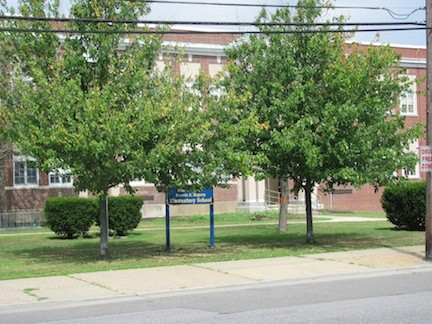 The Francis X. Hegarty Elementary School has been closed since Hurricane Sandy, but will reopen in early September.